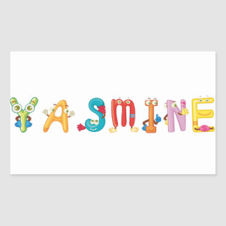 Yasmine Sticker