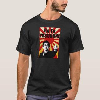 Yasukuni Abe T-Shirt