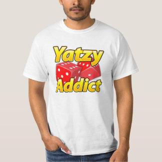 Yatzy Addict Pro Fun wear! T-Shirt