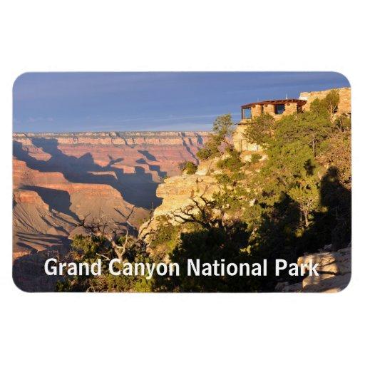 Yavapai Grand Canyon Rectangular Magnet