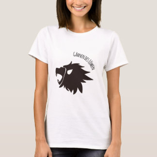 Yawn of lion T-Shirt