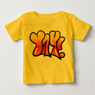 Yay! Graffiti Baby T-Shirt