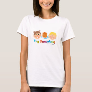 Yay Pancakes! T-Shirt