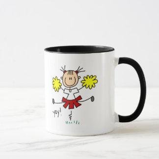 Yay Team Cheering Tshirts and Gifts Mug