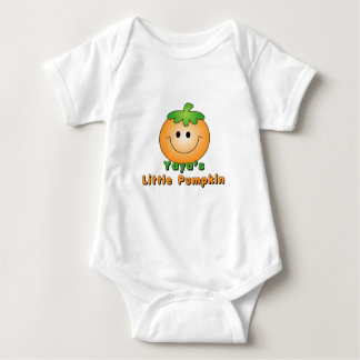 YaYa's Little Pumpkin Baby Bodysuit
