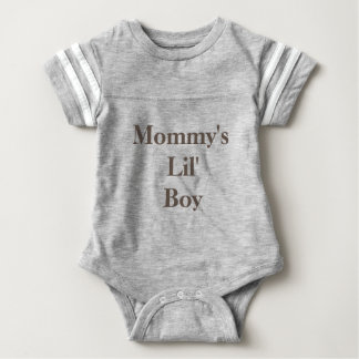 YazieDior & Co. Baby Boy  Football Bodysuit