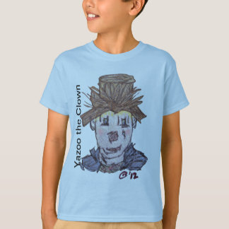 Yazoo the Clown (Children's Shirt) T-Shirt