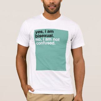 YBN: Yes, I am bisexual T-Shirt