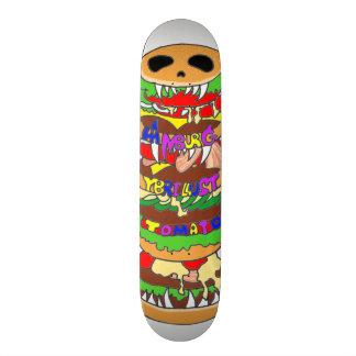 YBRburger Skate Board Deck
