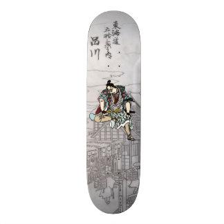 YBsamurai Skate Decks