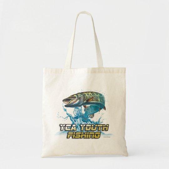 YCA Youth Fishing - Tote Bag