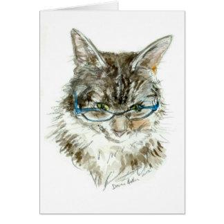 YDP Pretty Kitty BIRTHDAY card