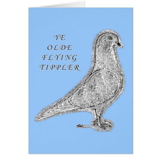 Ye Olde Tippler Card