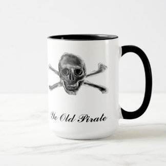 Ye Ole Pirate Mug