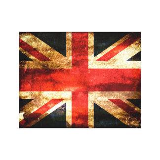 Ye Union Jack Canvas Print