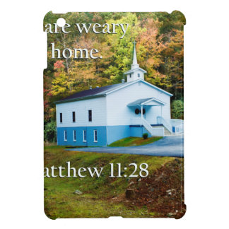 ye who are weary come home case for the iPad mini