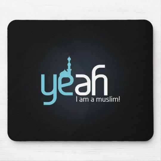 Yeah I Am Muslim! | Mousepad