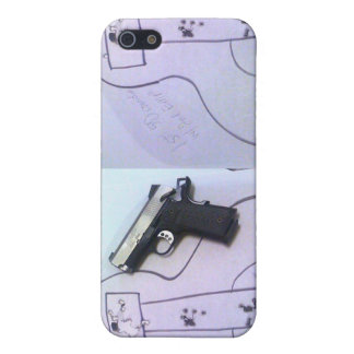 Yeah I shoot like a girl Iphone Case Cover For iPhone 5
