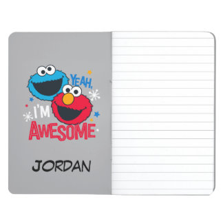 Yeah, I'm Awesome | Add Your Name Journal