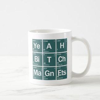 Yeah! Magnets! Mug! Classic White Coffee Mug