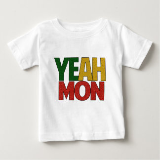 Yeah Mon Jamaican Vacation Baby T-Shirt