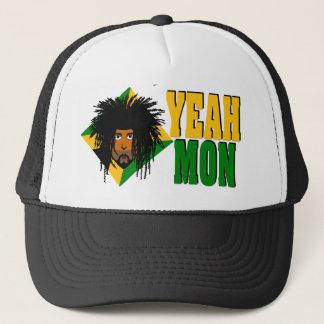YEAH MON Trucker Hat