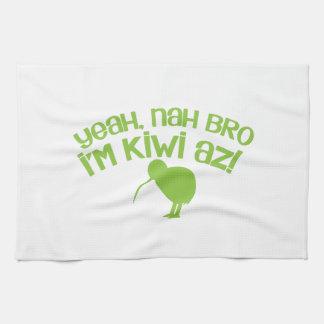 Yeah nah Bro Bro I'm kiwi Kitchen Towel