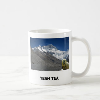 YEAH TEA COFFEE MUG