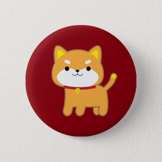 Year of the Dog 2 Inch Round Button