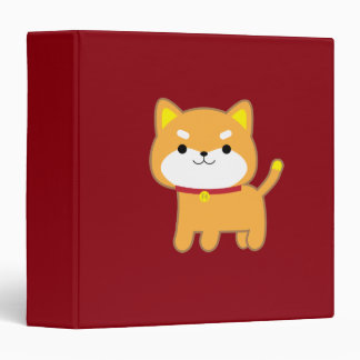 Year of the Dog 3 Ring Binder