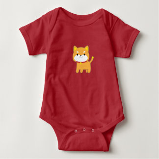 Year of the Dog Baby Bodysuit