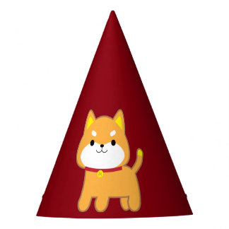 Year of the Dog Party Hat