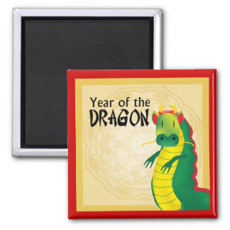 Year of the Dragon Magnet