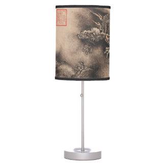 Year of The Dragon Zodiac Lamp