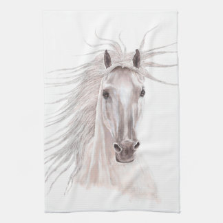 Year of the Horse 2014 Kitchen Towel
