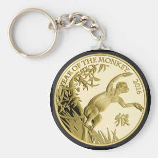 Year of the Monkey 2016 - Chinese New Year Keychain