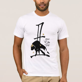 Year of the Ox - Chinese Zodiac T-Shirt