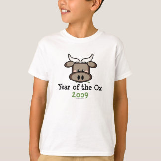 Year Of The Ox Kids T-shirt