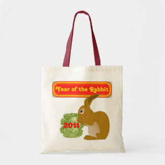 year of the rabbit bag