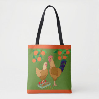 Year of the Rooster 2017 Bag