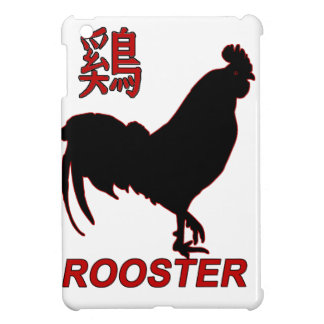 Year of the Rooster - Chinese New Year iPad Mini Cases