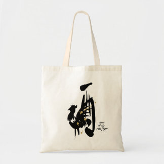Year of the Rooster - Chinese Zodiac Tote Bag