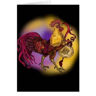 Year of the Rooster~greeting cards
