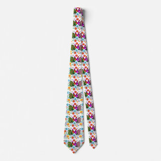 Year of the Rooster Tie Design 3