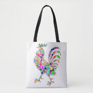 Year of the Rooster Tote Design 1