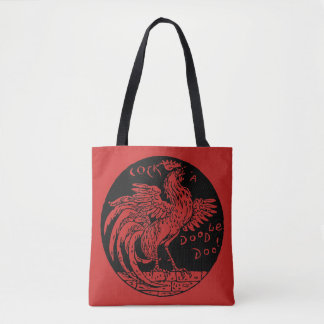 Year of the Rooster Tote Design 3