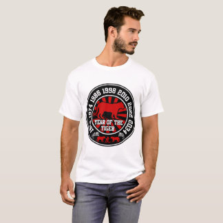 YEAR OF THE TIGER 2022 T-Shirt