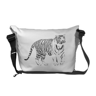 Year of the Tiger - Bag Courier Bag