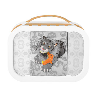 Year of the Tiger / Rabbit Lunch Box