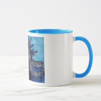 Year of the Wolf Horse Mug